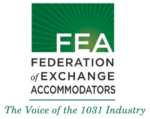 Federation of Exchange Accommodators logo